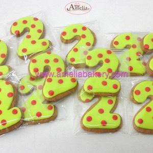 Galletas Amelia Bakery Barcelona Cupcakes Pasteles