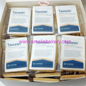 Galletas corporativas tavonin | Amelia Bakery