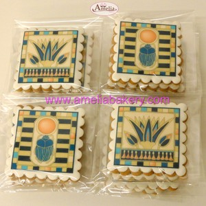Galletas corporativas Freywille | Amelia Bakery