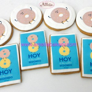 Galletas fondant Mr. Wonderfull www.ameliabakery.com