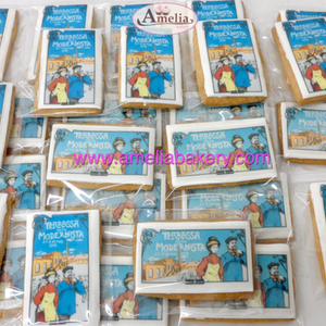 Galletas feria modernista terrassa corporativas  Amelia Bakery