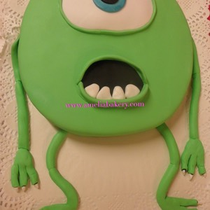 Pastel-tarta-decorado-fondant-mike-monsters-inc-university-amelia-bakery_water