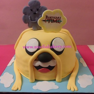 Pastel-tarta-decorado-fondant-adventure-time-birthday-amelia-bakery_water