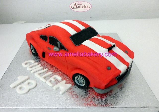 Classic Car Cake Ideas