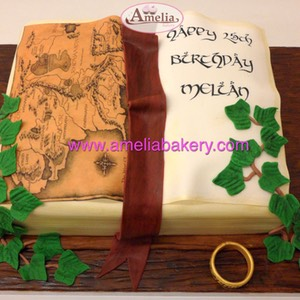 Tarta-fondant-señor-de-los-anillos-lord-of-the-rings-amelia-bakery-web