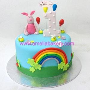 Tartas Fondant Pasteles Personalizados Amelia Bakery Barcelona