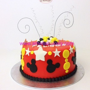 Tarta mickey minnie disney | Amelia Bakery